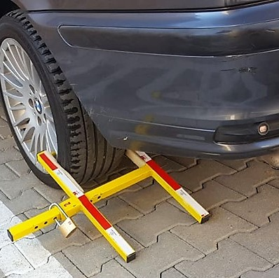 Зонско паркирање / Канџите  во функција